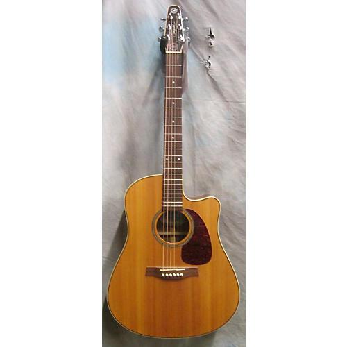 Seagull Maritime Cutaway Acoustic Electric Guitar-thumbnail