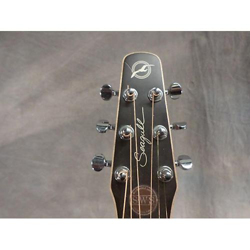Seagull Maritime SWS CW SG QI Acoustic Electric Guitar-thumbnail