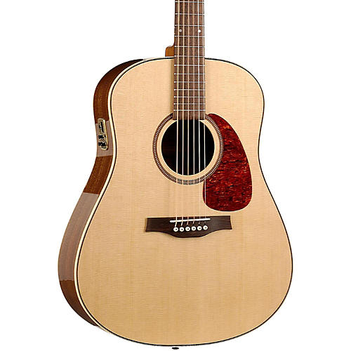 Seagull Maritime SWS High Gloss QI Acoustic-Electric Guitar-thumbnail