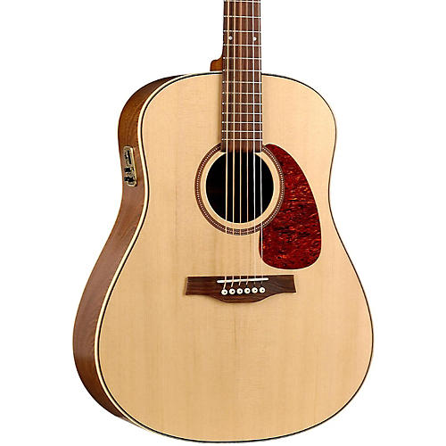 Seagull Maritime SWS Semi-Gloss QI Acoustic-Electric Guitar-thumbnail