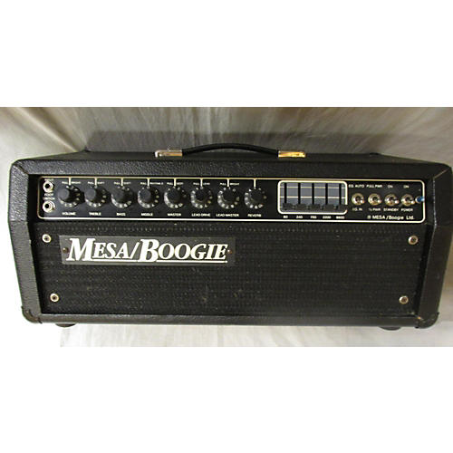 Mesa Boogie Mark III 100 WATTS Tube Guitar Amp Head-thumbnail