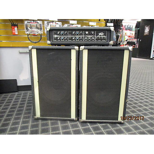 used peavey mark iii pa system sound package guitar center. Black Bedroom Furniture Sets. Home Design Ideas
