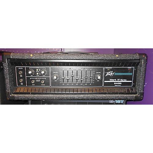 Peavey Mark III Series Bass Amp Head-thumbnail