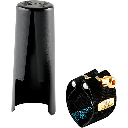 Rovner Mark III Tenor Saxophone Ligature and Cap C2R - Fits Most Rubber Tenor Sax Mouthpieces