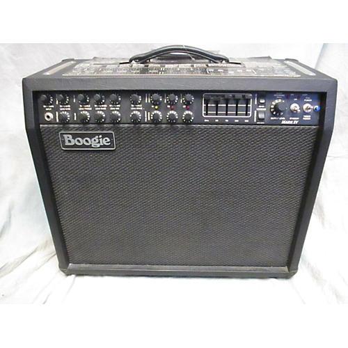Mesa Boogie Mark IV 1X12 85W Tube Guitar Combo Amp-thumbnail