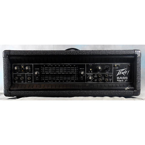 Peavey Mark IV Series 402 Bass Amp Head