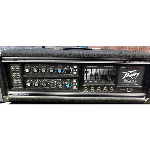 used peavey mark iv tube bass amp head guitar center. Black Bedroom Furniture Sets. Home Design Ideas