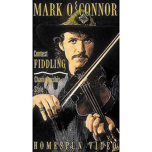 Hal Leonard Mark O'Connor - Contest Fiddling Championship Style Video
