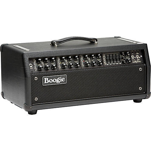 Mesa Boogie Mark V 90W Medium Tube Guitar Amp Head Black