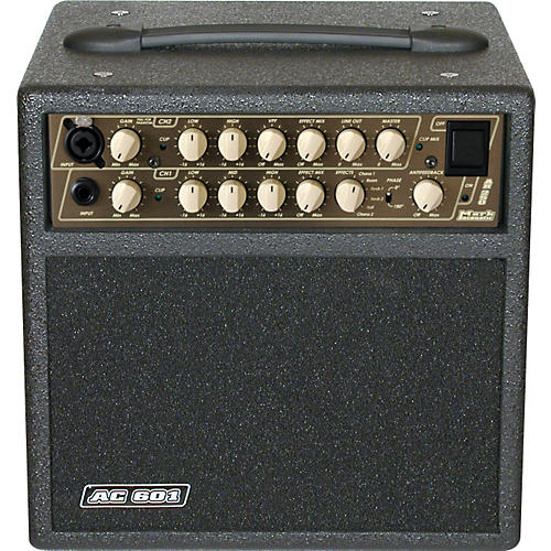 Markbass Markacoustic AC601 Acoustic Combo Amp Black