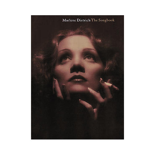 Hal Leonard Marlene Dietrich - The Songbook for Piano, Vocal, Guitar-thumbnail