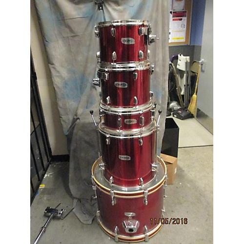 Mapex Mars Drum Kit Maroon