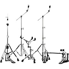 Mapex Mars Series HP6005-DP 5-Piece Hardware Pack with Double Bass Drum Pedal Level 1 Chrome