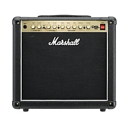Marshall DSL15C 15W All-Tube 1x12 Guitar Combo Amp (M-DSL15C-U)