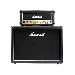 Marshall DSL15H / MX212 15W 2x12 All Tube Guitar Stack w/ Celestion Seventy 80's (DSL15H KIT)