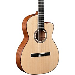 Martin 000C Nylon String Cutaway Acoustic-Electric Guitar