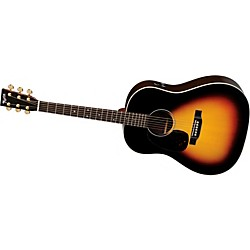 Martin CEO 6 Dreadnought Left-Handed Acoustic-Electric Guitar (10CEO6SUNBURSTL)
