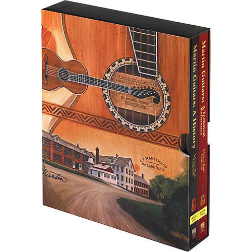 Hal Leonard Martin Guitars Boxed Set-thumbnail