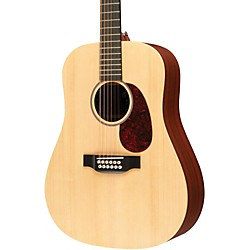 Martin X Series D12X1AE 12-String Dreadnought Acoustic-Electric Guitar