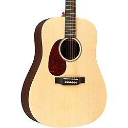 Martin X Series DX1RAE Left-Handed Acoustic-Electric Guitar