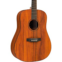 Martin X Series DXK2AE Left-Handed Acoustic-Electric Guitar