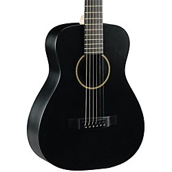 Martin X Series LX Little Martin Acoustic Guitar (LXBLACK)