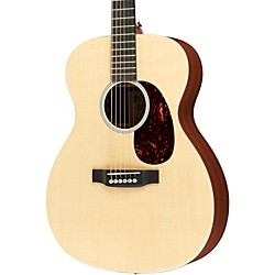 Martin X1-000E Custom Auditorium Acoustic-Electric Solid Spruce Top HPL Back & Sides