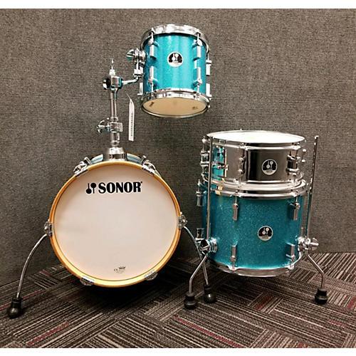 Used sonor martini drum kit guitar center for 14x12 floor tom