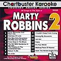 Chartbuster Karaoke Marty Robbins Volume 2 Karaoke CD+G-thumbnail