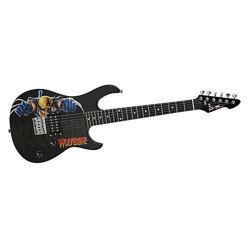 Peavey Marvel Wolverine 3/4 Size Rockmaster Electric Guitar