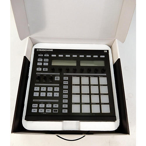used native instruments maschine mki midi controller guitar center. Black Bedroom Furniture Sets. Home Design Ideas