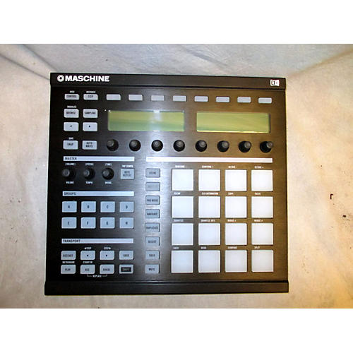 Native Instruments Maschine MKI W/out Software MIDI Controller-thumbnail