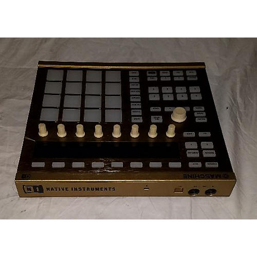 Native Instruments Maschine MKII GOLD MIDI Controller