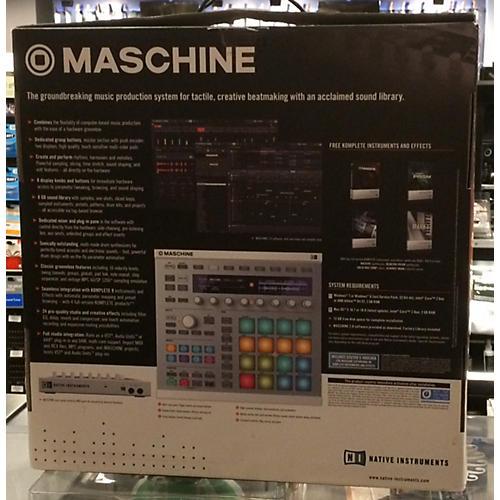 Native Instruments Maschine MKII MIDI Controller-thumbnail