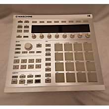 Native Instruments Maschine MKII White MIDI Controller