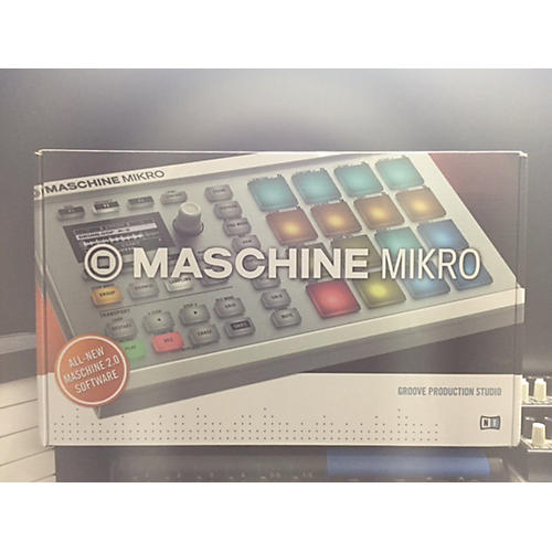 Native Instruments Maschine Micro Production Controller-thumbnail