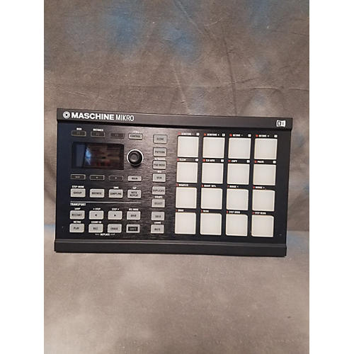 Native Instruments Maschine Mikro MKI MIDI Controller-thumbnail