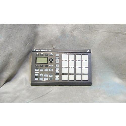 Native Instruments Maschine Mikro MKII BLK MIDI Controller