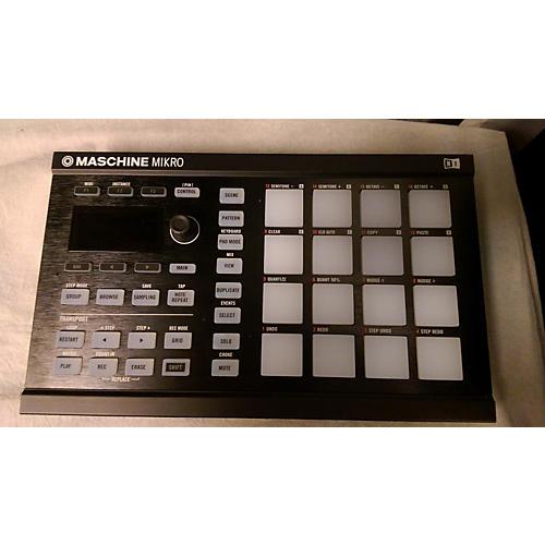 Native Instruments Maschine Mikro MKII Black MIDI Controller