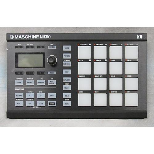 Native Instruments Maschine Mikro MKII MIDI Controller-thumbnail