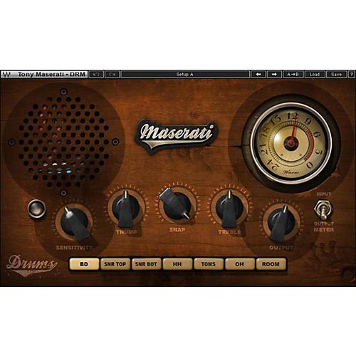 Waves Maserati GRP Native/SG Software Download-thumbnail