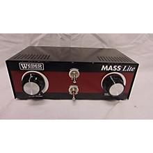 Weber Mass Lite Pedal