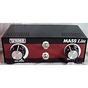 Weber Mass Lite Tuner Pedal