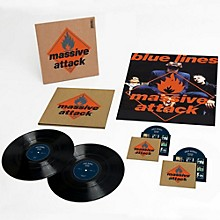 Massive Attack - Blue Lines [Remastered] [Deluxe Edition] [2LP/1CD/1DVD]