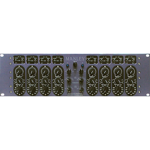 Manley Massive Passive Stereo EQ - Mastering Version-thumbnail