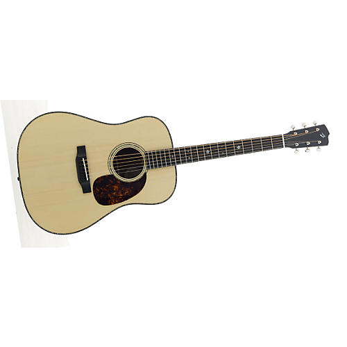 Breedlove Master Class Axis Acoustic-Electric Guitar with LR Baggs Anthem-SL Pickup Natural Dreadnought