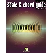 Hal Leonard Master Scale and Chord Guide For Piano - 2nd Edition
