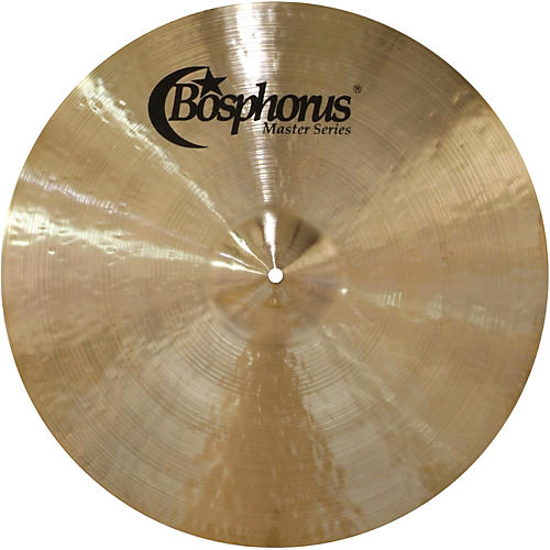 Bosphorus Cymbals Master Series Crash Cymbal