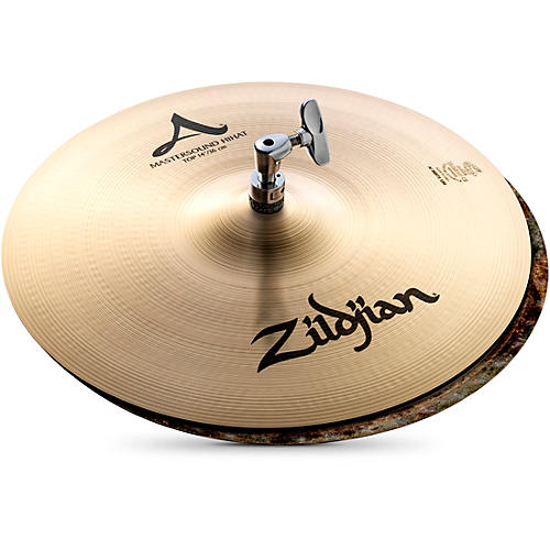 Zildjian Master Sound Hi-Hat Cymbals-thumbnail