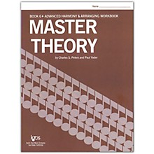 KJOS Master Theory Series Book 6 Advanced Harmony